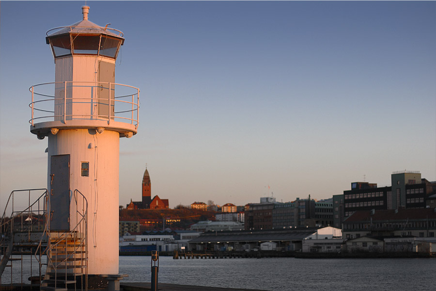 Eriksberg lighthouse