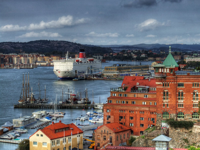Goteborg Harbour