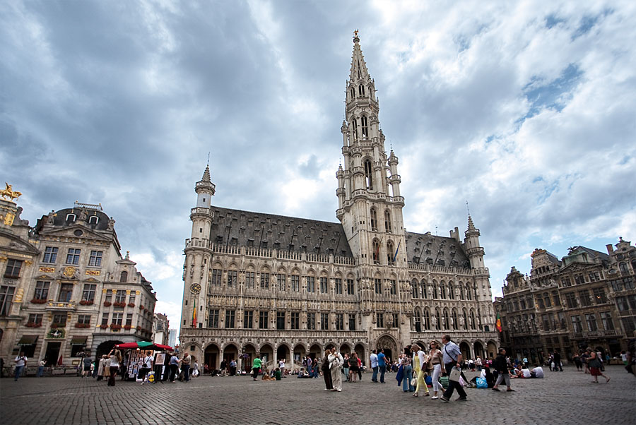 Brussels Grand'Place